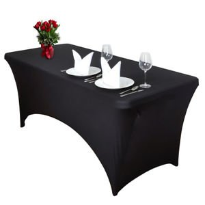 Table cover lycra 1.8 mtr