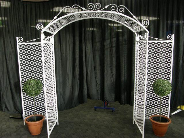 Archway (Wrought Iron)