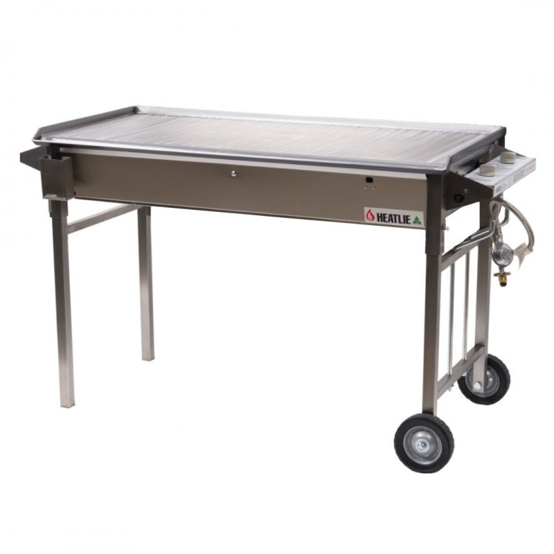 Barbeque hot plate