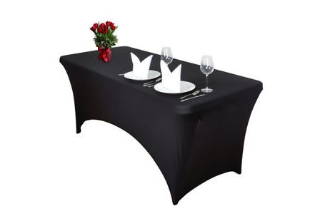 Table cover lycra 2.4 mtr