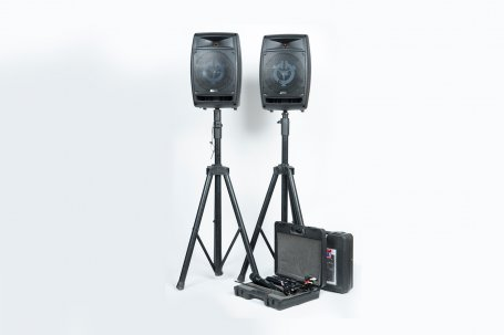 Public address system 150 watt wireles