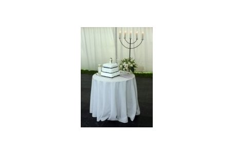 Cake Table and Cloth