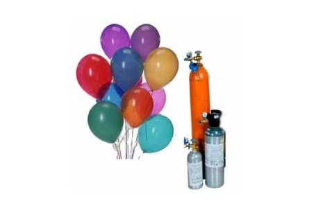 Helium Canister Size D