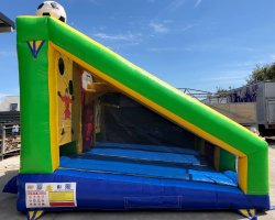 Bouncy castle multi sport