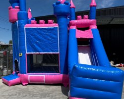 Bouncy castle princess